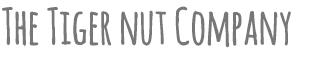 The Tiger Nut Company | UK Chufa Tigernut supplier