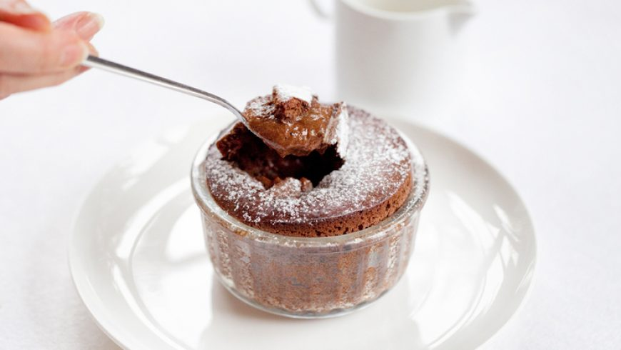 Delicious Chocolate Fondants