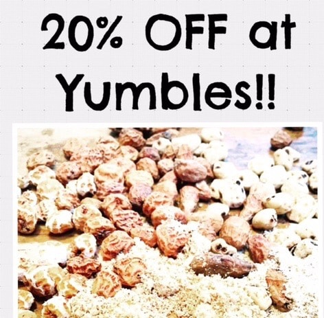 20% off with Yumbles!