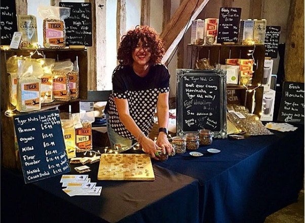 NEW Naked launch at Essex Food Fest!