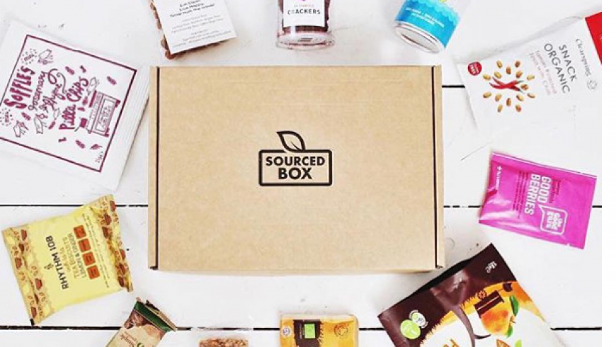 Find us in the brilliant July Sourced Box boxes!