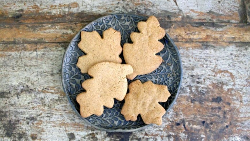 Delicious Gluten Free Gingerbread Biscuits!