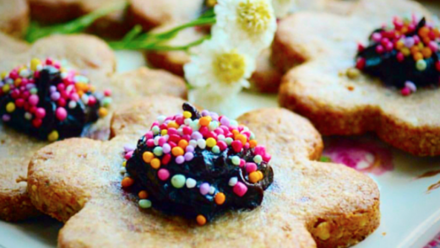 Can biscuits be healthy, glutenfree AND taste good? YES!!