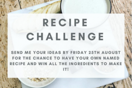 Recipe Challenge Competition!