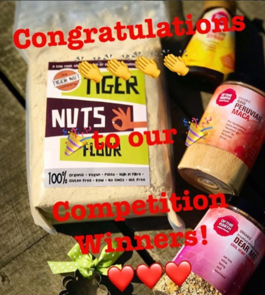 Our September Competition Winners!