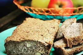 Super Superfood Bread & Jam!