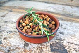 Rosemary Salted Tiger Nuts