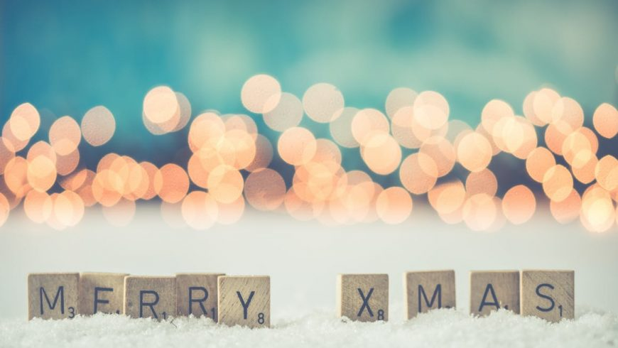Wishing you all a Happy and Healthy Christmas! x