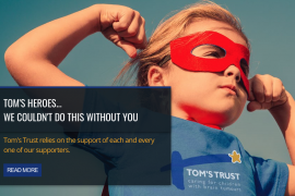 Refresh and Recharge with Toms Trust!