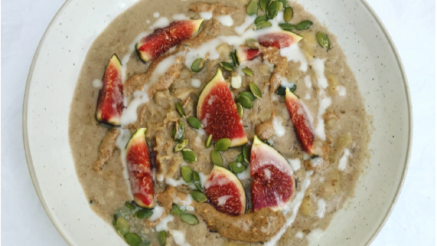 Pheobe's Tiger Nut Porridge