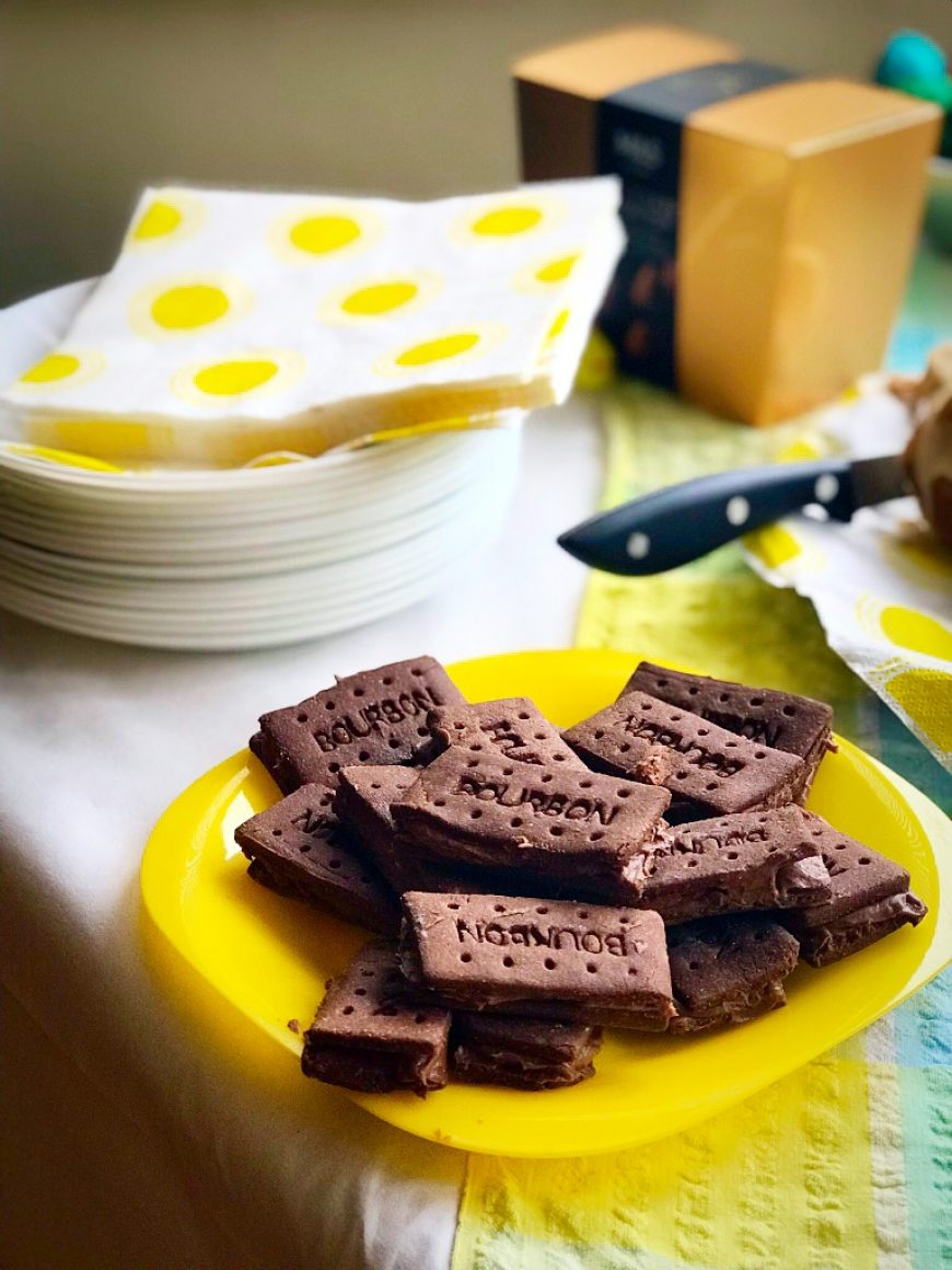 Tiger Nut Bourbon Biscuits Recipe