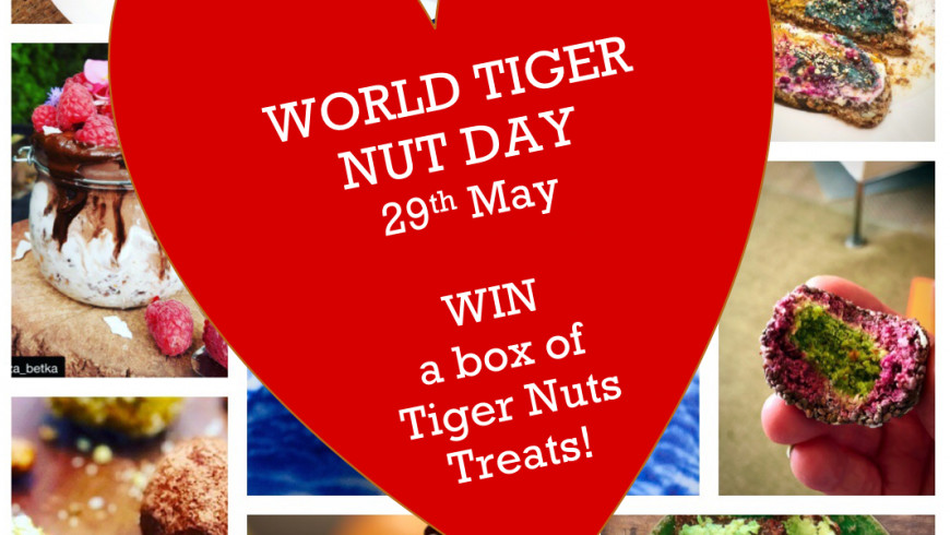 World Tiger Nut Day Competition!