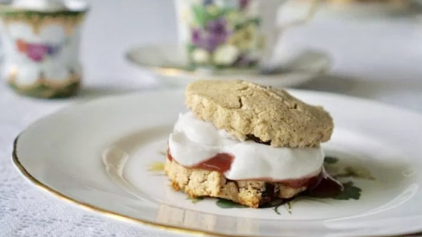 Afternoon Tea Paleo Scones