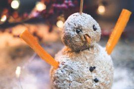The Incredible Edible  Snowman!