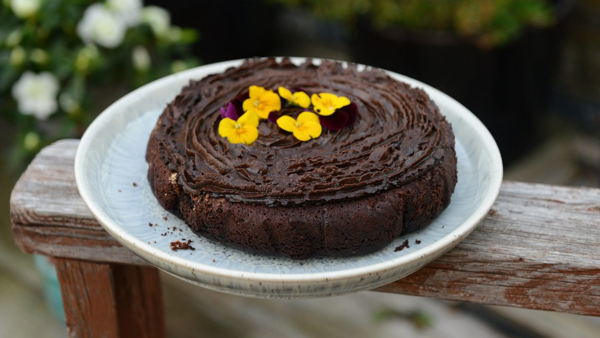 Amazing Chocolate Cake Recipe!