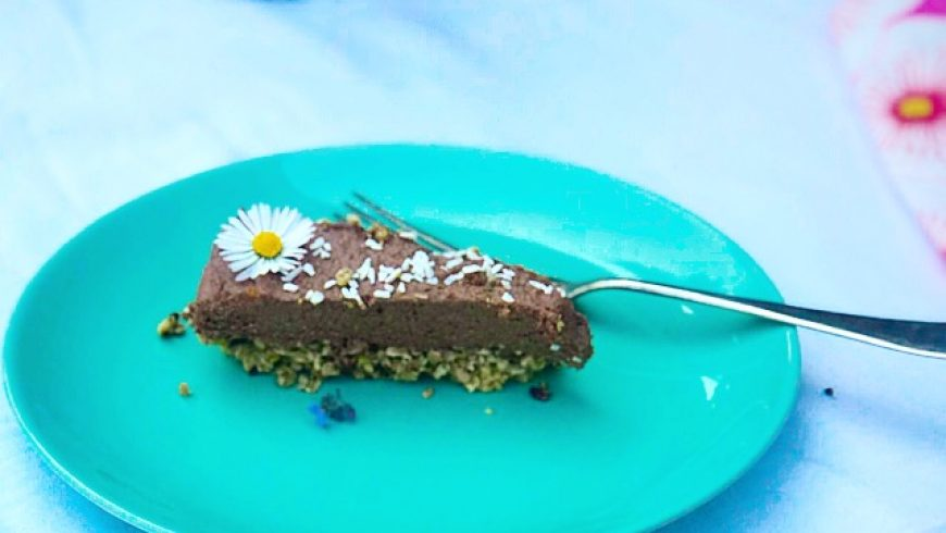 Chocolate and Chestnut Mousse Cake