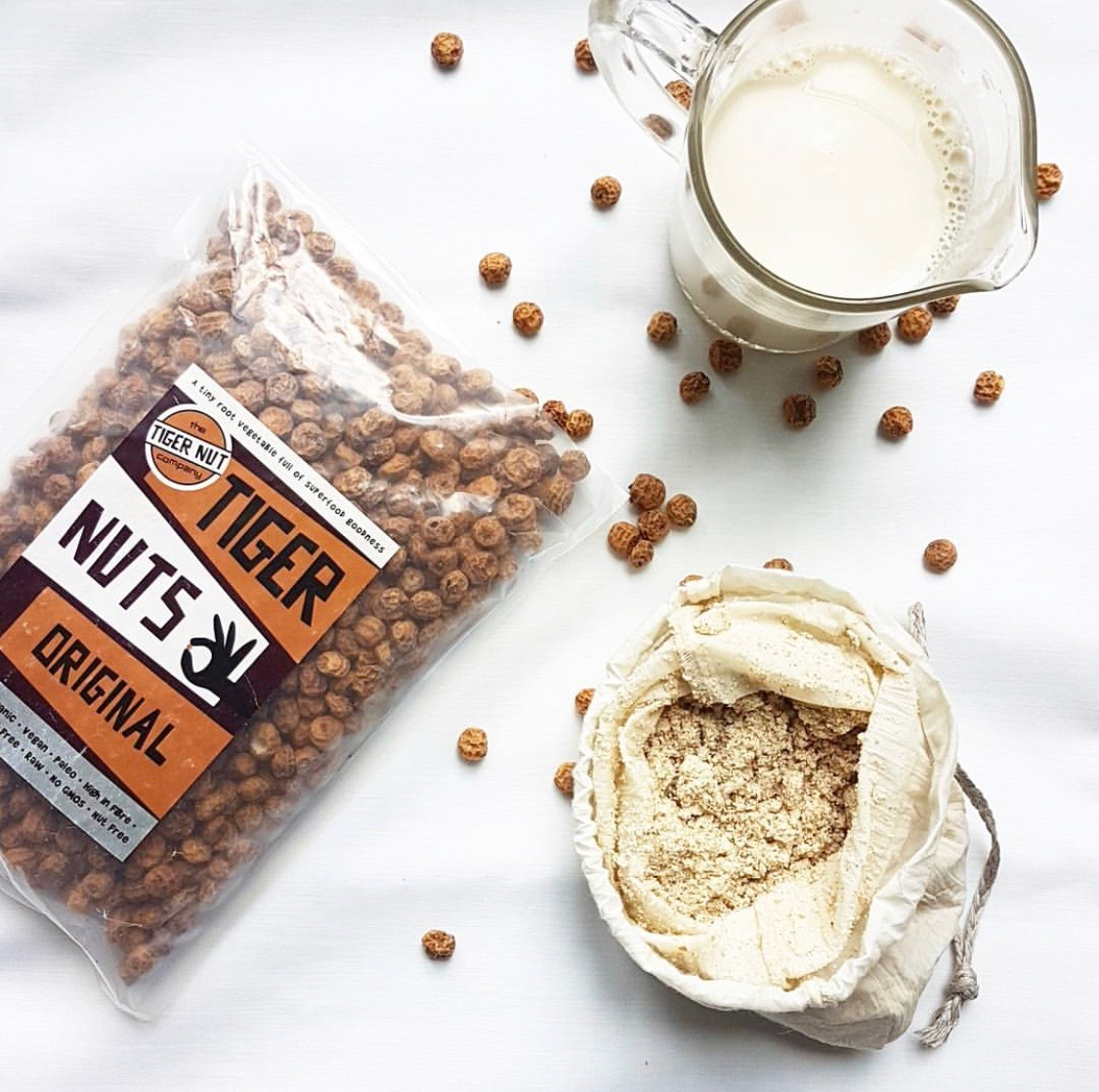 Enter our Recipe Competition to Win a Tiger Nut Milk Kit!