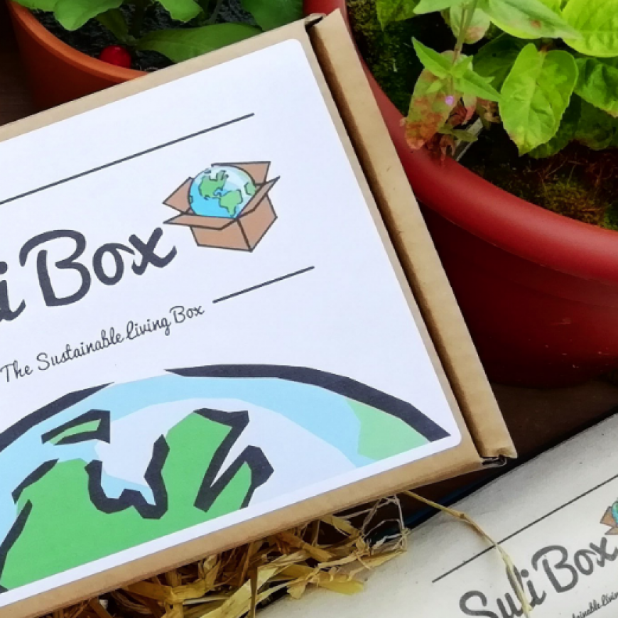 Super excited to be featured in Suli Box!