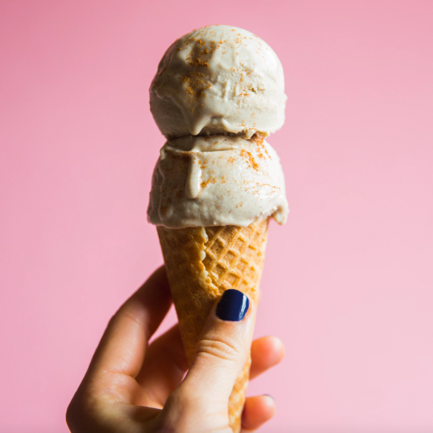 Keep Cool With Tiger Nut Ice Cream