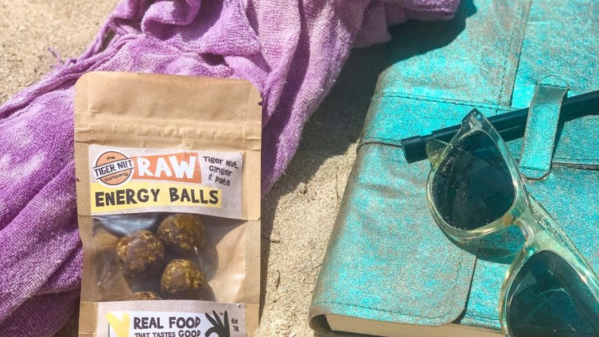 It's official- our Raw Energy Balls are Beach, Pool and Travel friendly!